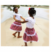 Jamaican Native costume